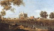 Canaletto Eton College oil painting picture wholesale
