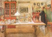 Carl Larsson Just a Sip oil painting picture wholesale
