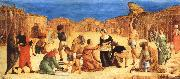 Ercole Roberti The Gathering of the Manna oil painting picture wholesale