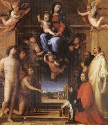 Fra Bartolommeo altar piece of Carondelet oil painting picture wholesale
