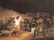 Francisco de goya y Lucientes The third May oil painting picture wholesale