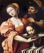 GIAMPIETRINO Salome oil painting