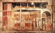 GIOTTO di Bondone Feast of Herod oil painting picture wholesale