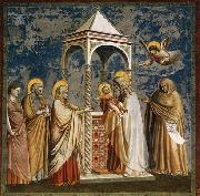 GIOTTO di Bondone Presentation of Christ at the Temple oil painting picture wholesale