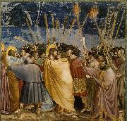 GIOTTO di Bondone The Arrest of Christ oil painting picture wholesale