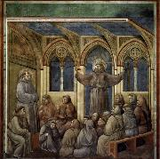 GIOTTO di Bondone Apparition at Arles oil painting picture wholesale