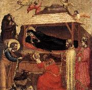 GIOTTO di Bondone The Epiphany oil painting picture wholesale
