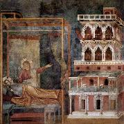 GIOTTO di Bondone Dream of the Palace oil painting picture wholesale