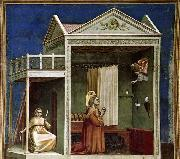 GIOTTO di Bondone Annunciation to St Anne oil painting picture wholesale