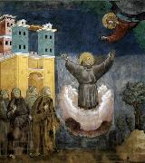 GIOTTO di Bondone Ecstasy of St Francis oil painting picture wholesale