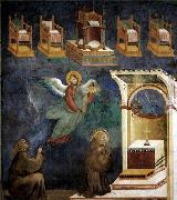 GIOTTO di Bondone Vision of the Thrones oil painting picture wholesale