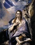 GRECO, El Mary Magdalen in Penitence oil painting picture wholesale