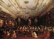 GUARDI, Francesco Ladies Concert at the Philharmonic Hall oil painting picture wholesale