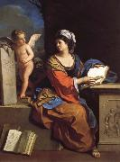 GUERCINO The Cumaean Sibyl with a Putto oil painting picture wholesale