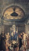 Gentile Bellini Pala di San Giobbe oil painting picture wholesale