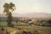 George Inness Lackawanna Valley oil painting picture wholesale