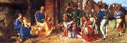 Giorgione The Adoration of the Kings oil painting picture wholesale