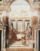 Giovanni Battista Tiepolo Cleopatra-s Banquet oil painting picture wholesale