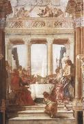 Giovanni Battista Tiepolo The Banquet of Cleopatra oil painting picture wholesale