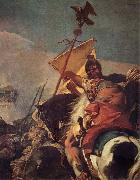 Giovanni Battista Tiepolo The Capture of Carchage oil painting picture wholesale