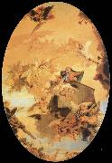 Giovanni Battista Tiepolo The traslacion of the holy house to Loreto oil painting picture wholesale