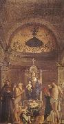 Giovanni Bellini Altar piece for the S. Giobbe oil painting picture wholesale