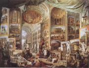 Giovanni Paolo Pannini Roma Antica oil painting artist