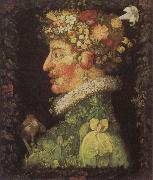 Giuseppe Arcimboldo Spring oil painting picture wholesale