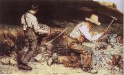 Gustave Courbet The Stone Breakers oil painting picture wholesale