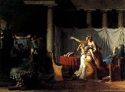 Jacques-Louis  David The Lictors Returning to Brutus the Bodies of his Sons oil painting picture wholesale