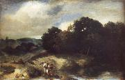Jan lievens A Landscape with Tobias and the Angel oil painting picture wholesale