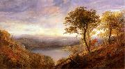 Jasper Cropsey Greenwood Lake oil painting picture wholesale