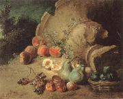 Jean Baptiste Oudry Still Life with Fruit oil painting picture wholesale