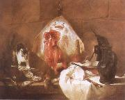 Jean Baptiste Simeon Chardin The Ray oil painting picture wholesale