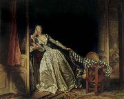 Jean Honore Fragonard The Stolen Kiss oil painting picture wholesale