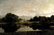 John Constable Malvern Hall in Warwickshire oil painting picture wholesale