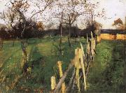 John Singer Sargent Home Fields oil painting picture wholesale