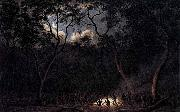 John glover A Corroboree in Van Diemen's Land oil painting picture wholesale