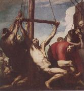 Jose de Ribera Martyrdom of St Philip oil painting artist