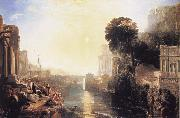 Joseph Mallord William Turner Dido Building Carthage or the rise of the Carthaginian Empire oil painting picture wholesale