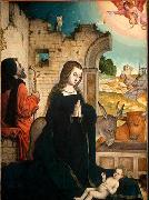 Juan de Flandes The Nativity oil painting picture wholesale
