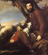 Jusepe de Ribera Jacob with the Flock of Laban oil painting reproduction