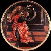 LIPPI, Filippino Gabriel from the Annunciation oil painting picture wholesale