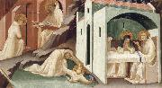 Lorenzo Monaco Incidents from the Life of Saint Benedict oil painting picture wholesale