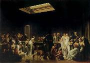 Louis Leopold  Boilly Billards oil painting picture wholesale