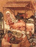 MASTER of Hohenfurth Nativity oil painting picture wholesale