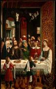 MASTER of the Catholic Kings The Marriage at Cana oil painting picture wholesale