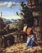 MORONI, Giovanni Battista Saint Jerome in the Desert oil painting picture wholesale