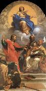 Maratta, Carlo The Immaculate one Concepcion Second half of the 17th century oil painting picture wholesale