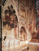 Maso di Banco Tomb with fresco of the resurrection of a member of the Bardi family oil painting picture wholesale